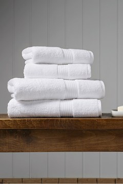 Christy Supreme Hygro Towel Collection - White White 1