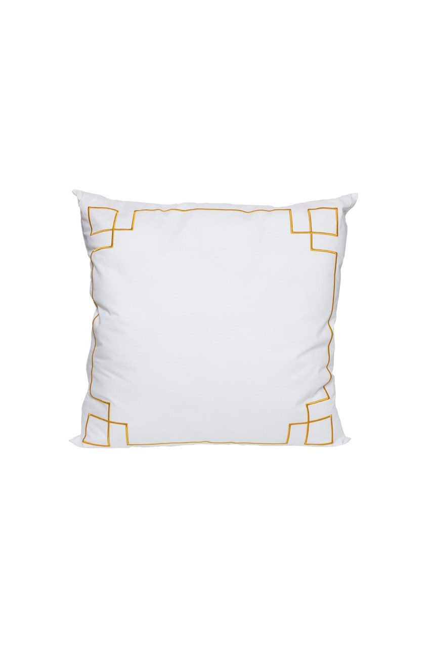 Empire Cushion - Gold