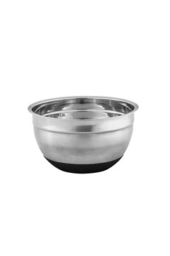 Anti-Slip Stainless Steel Mixing Bowl - 18cm 1