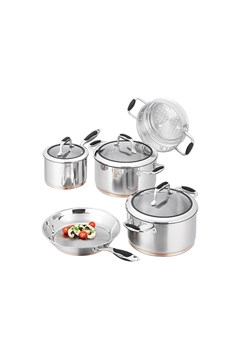 Coppernox 5-Piece Cookware Set 1