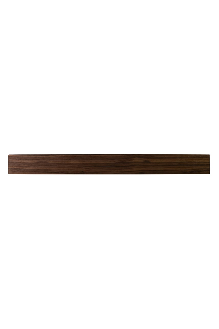 Walnut Magnetic Knife Rack - 60cm