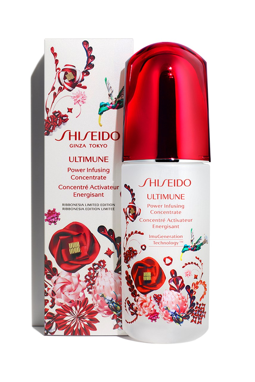 Ultimune Limited Edition Holiday Ribonnesia 75ml