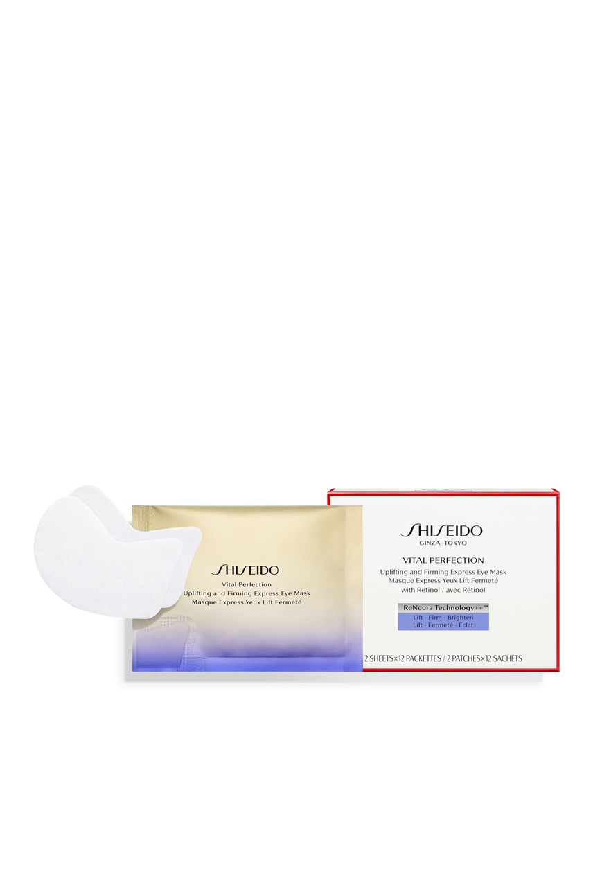 Vital Perfection Uplifting and Firming Express Eye Mask (12 Sheets)
