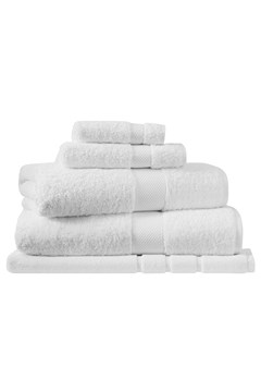 Luxury Egyptian Cotton Towel Collection - Snow SNOW 1