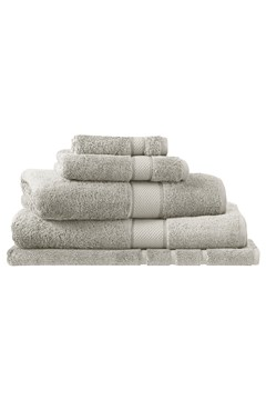 Luxury Egyptian Cotton Towel Collection - Silver SILVER 1