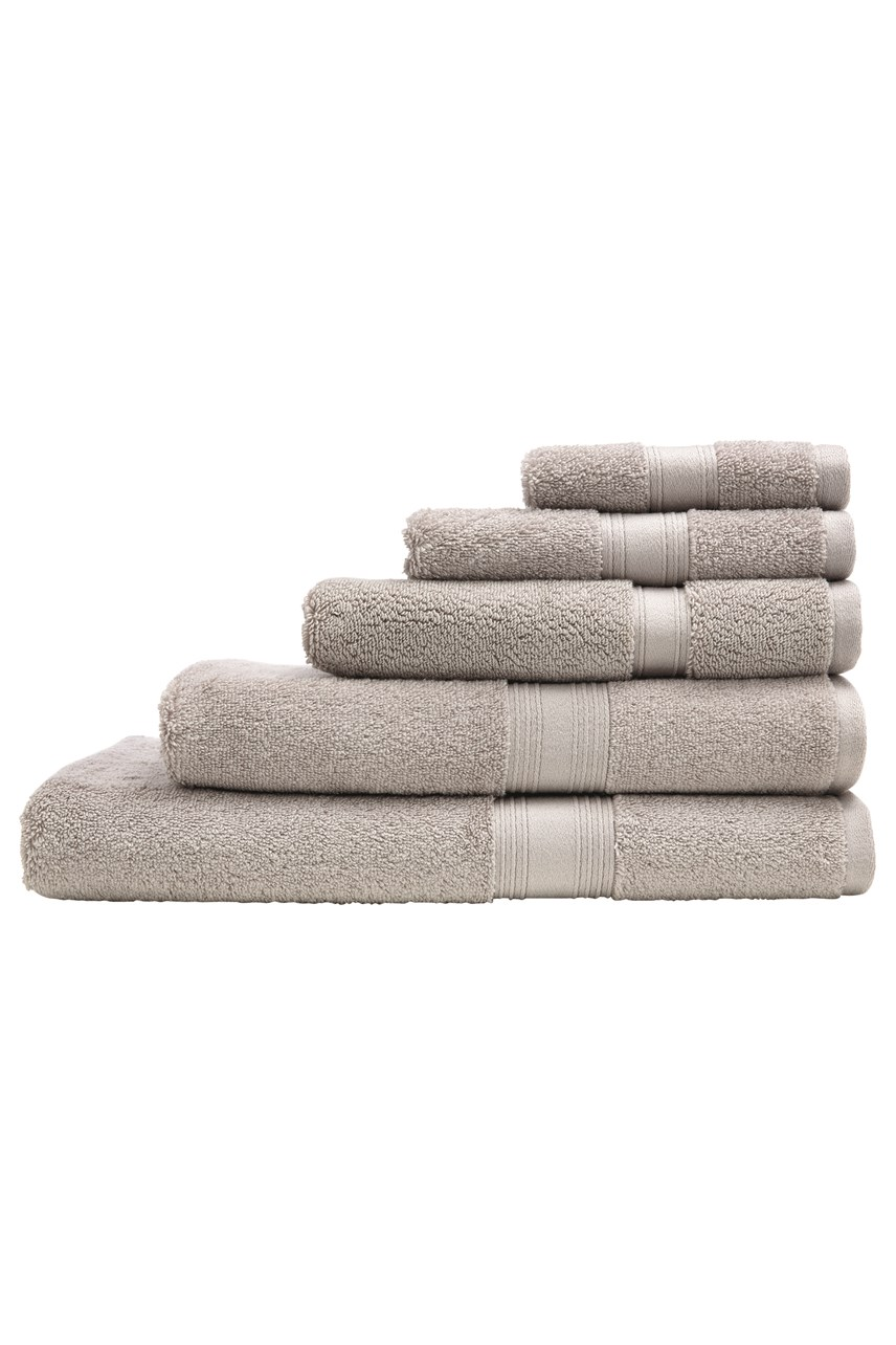Quick Dry Luxury Towel Collection - Silver