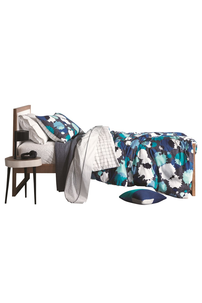 Keon Quilt Cover Set Junior