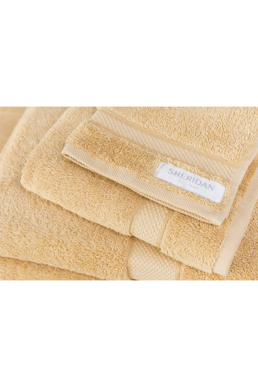 Luxury Egyptian Towel Collection - Wheat