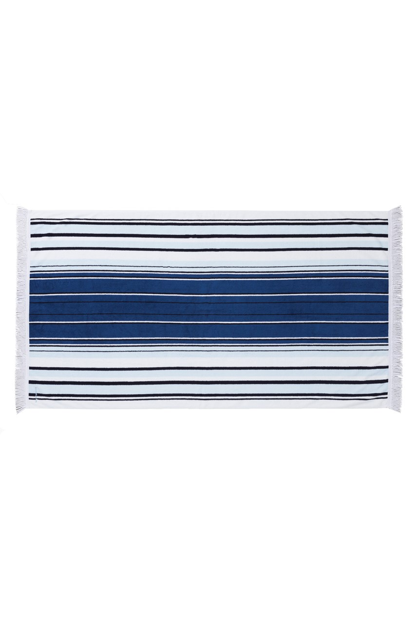 Waterfront Terry Beach Towel