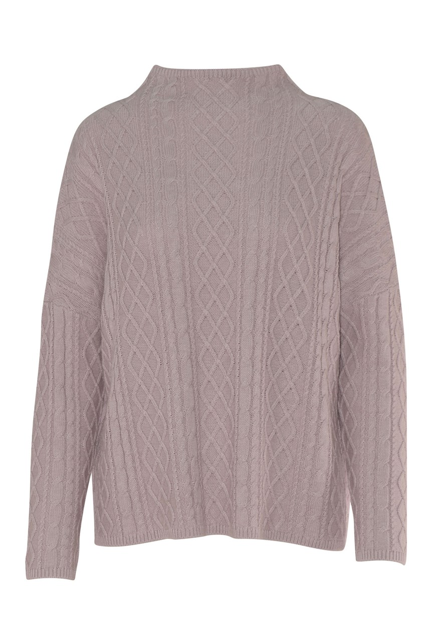 Hampstead Cable Sweater