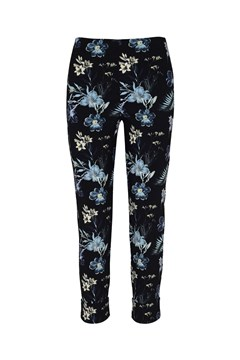 Campbell Hepburn Pant MULTI BLACK 1