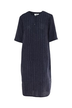 Puglia Dress NAVY 1