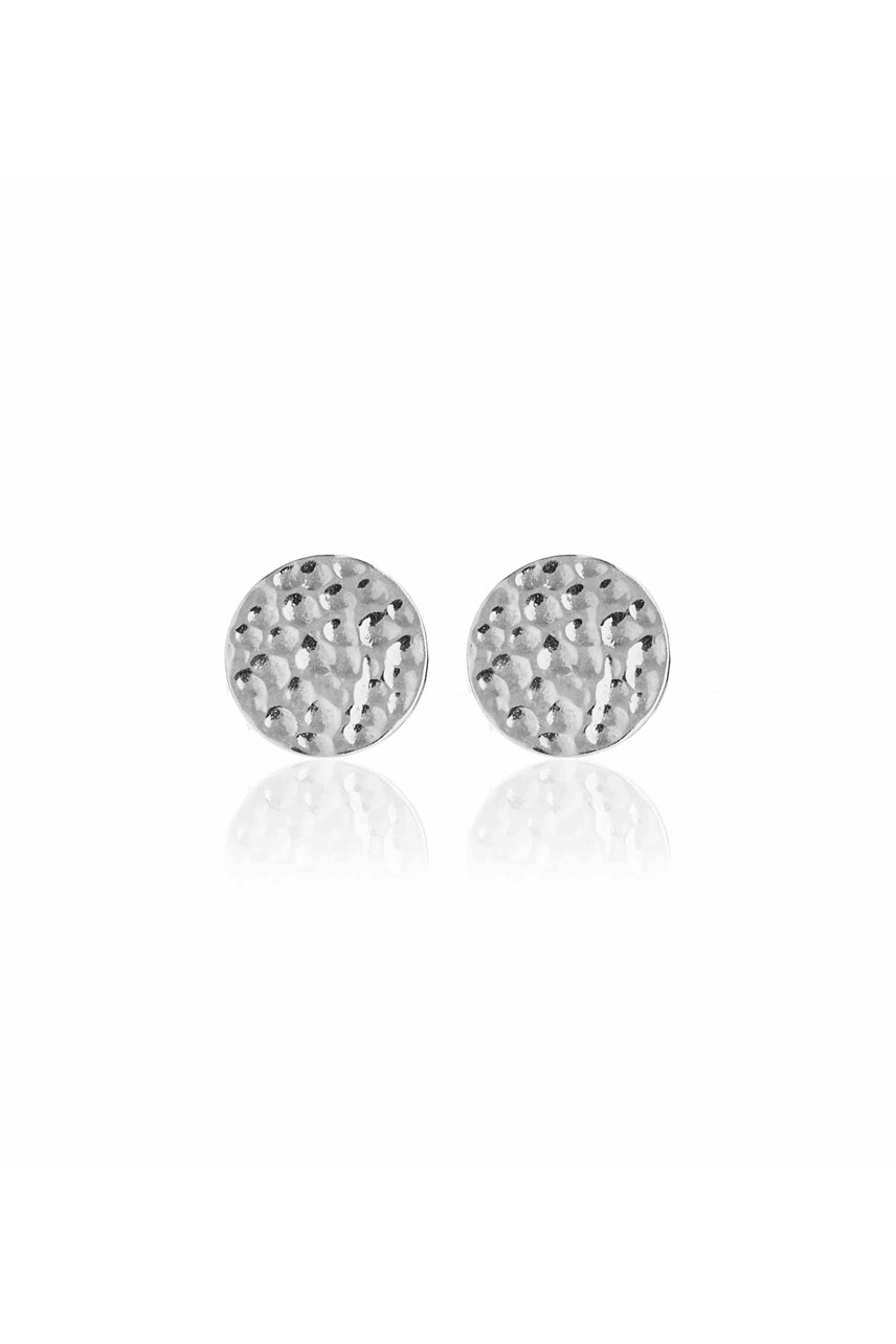 Beaten - Disco Stud Earrings