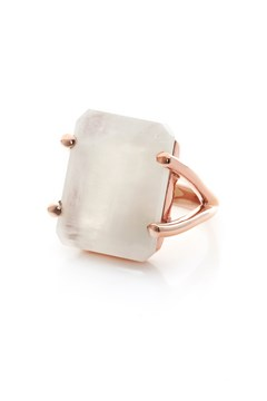 Prima Donna Ring MOONSTONE ROSE GOLD 1