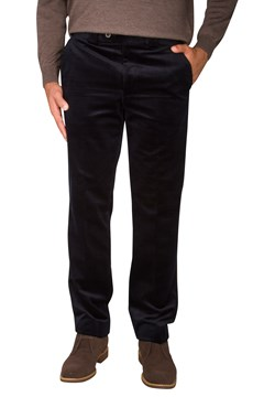 Barry Cord Trouser Navy (860) 1