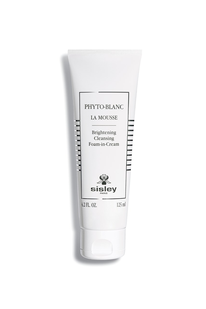 Phyto-Blanc La Mousse Brightening Cleansing Foam-in-Cream