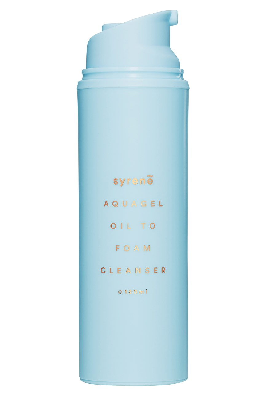 Aquagel Oil to Foam Cleanser