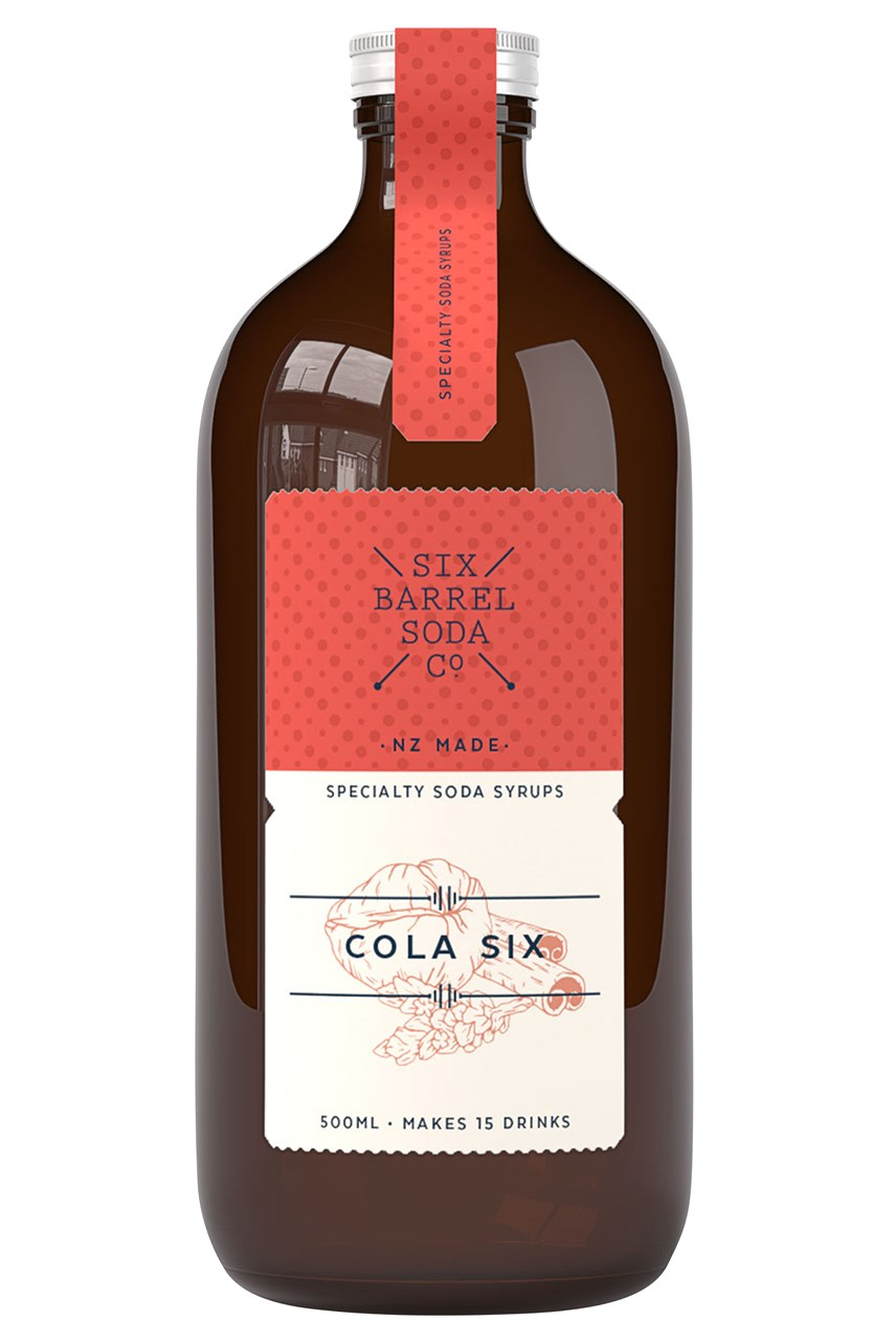 Cola Six Syrup