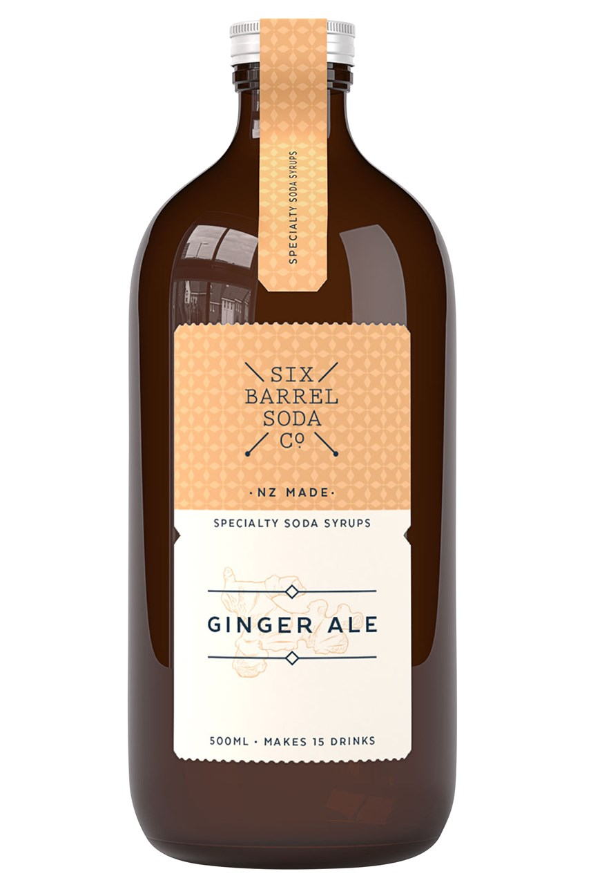 Ginger Ale Syrup