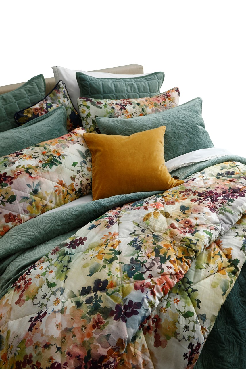 Wildflower Comforter Set