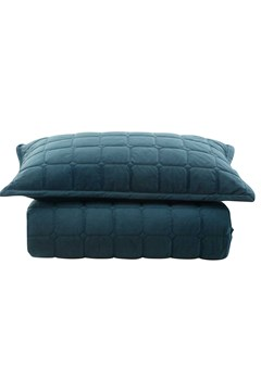 Meeka Euro Pillowcover Set INDIGO 1