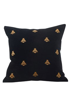 Buzz Cushion BLACK GOLD 1