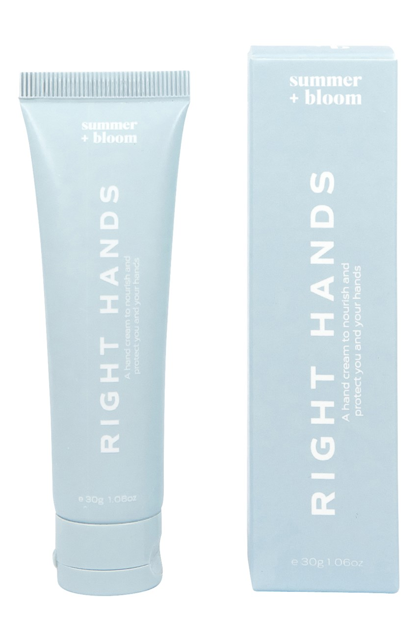 Right Hands Sanitising Moisturiser - 30g