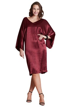 Imperial Suki Reversible Dress - ruby