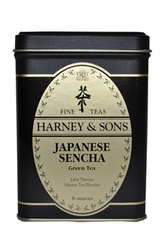 'Loose Leaf Tin' Japanese Sencha Green Tea 8oz 1