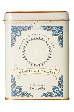 'HT Tin' Vanilla Comoro Tea -