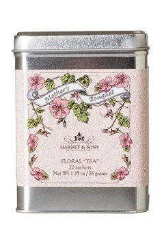 'Specialty Tin' Mother's Bouquet Herbal Tea 1