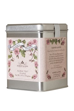 'Specialty Tin' Mother's Bouquet Herbal Tea -
