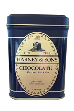 'Loose Leaf Tin' Chocolate Tea 4oz 1