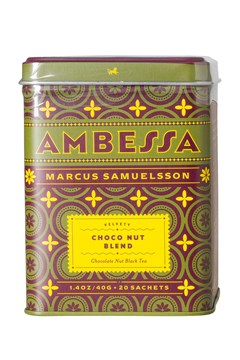 'Ambessa Tin' Choco Nut Tea 1