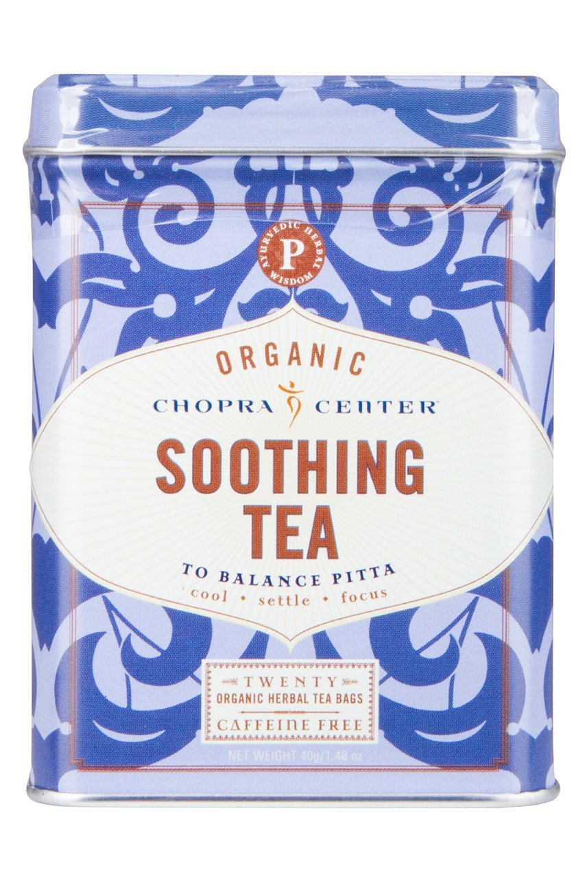 Organic Chopra Center Soothing Tea
