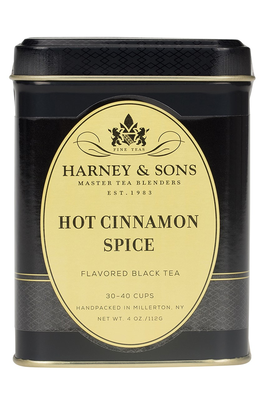 Hot Cinnamon Spice Loose Leaf Tea