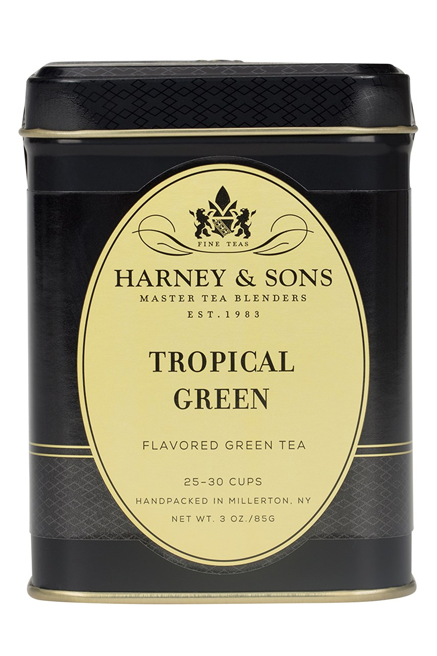 Tropical Green Loose Leaf Tea