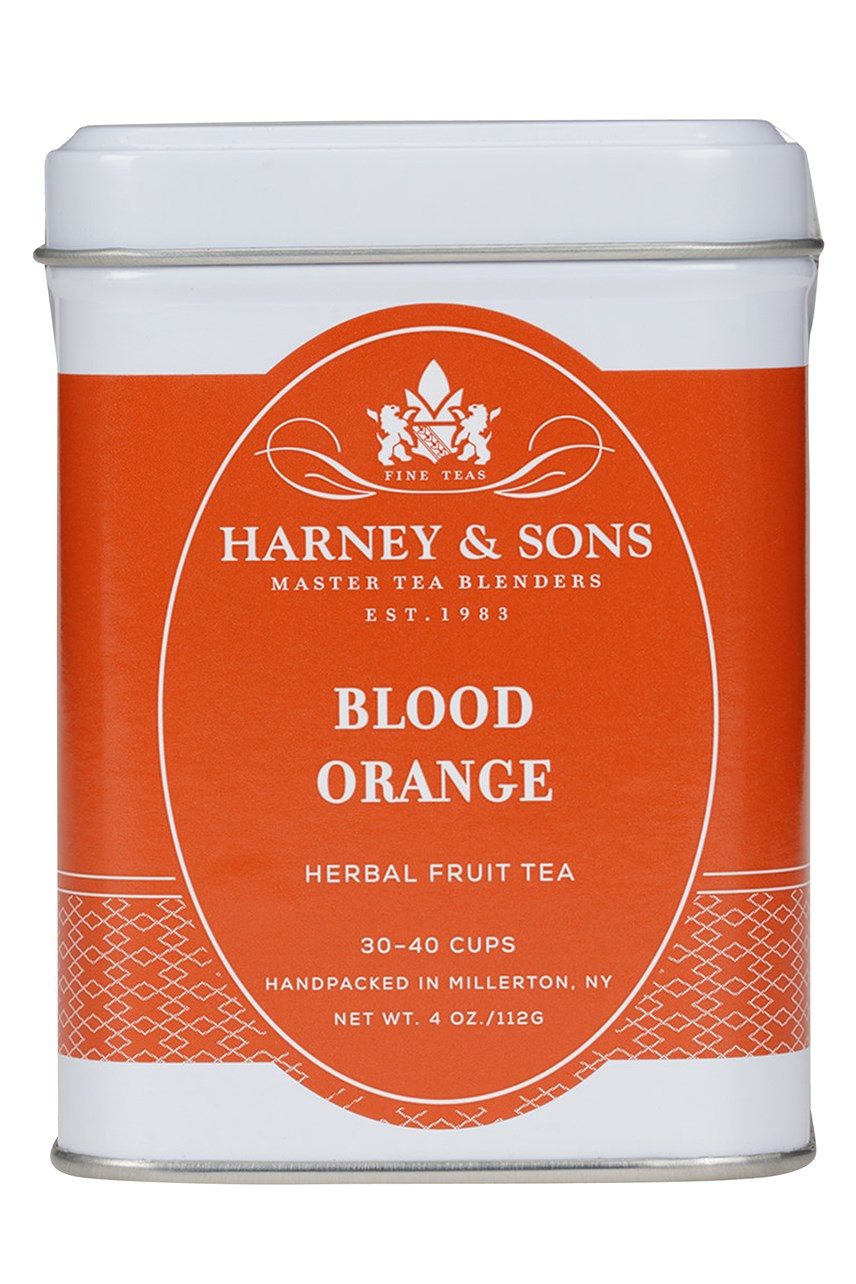 Blood Orange Loose Leaf Tea