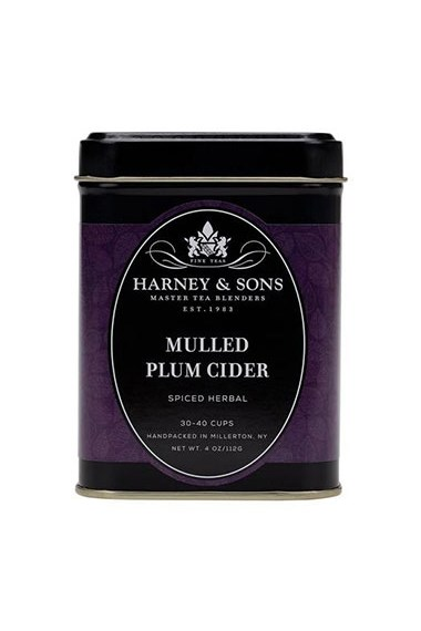 Mulled Plum Cider Loose Leaf Tea