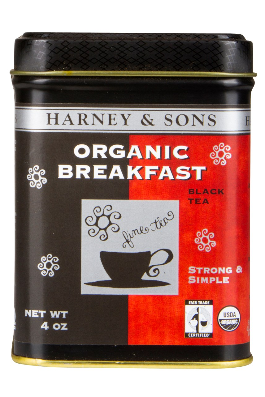 Organic Breakfast Black Tea