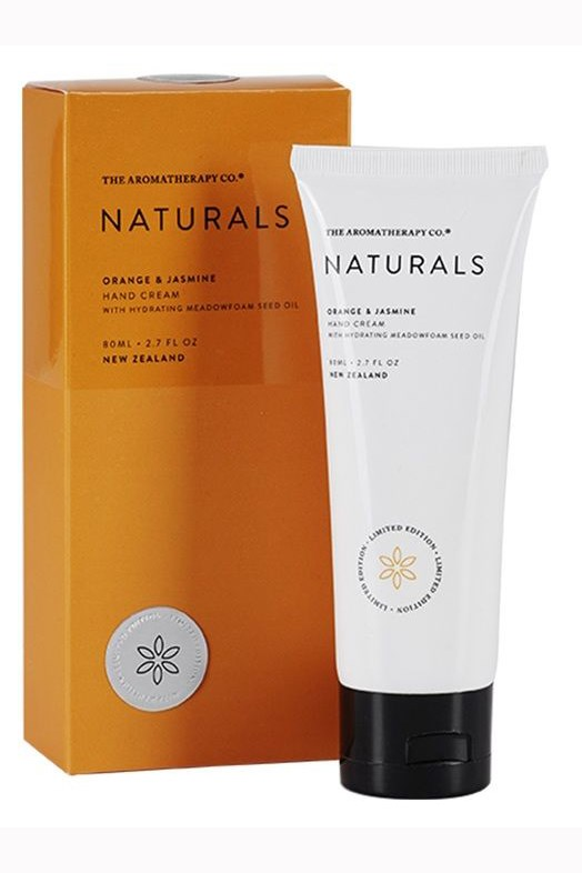 Naturals Orange & Jasmine Hand Cream
