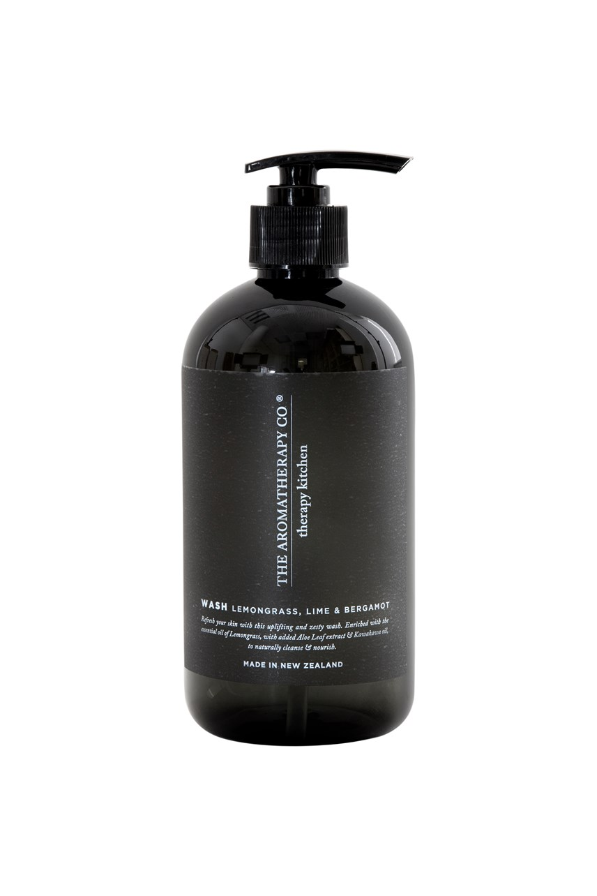 Therapy Kitchen Hand Wash - Lemongrass, Lime & Bergamot