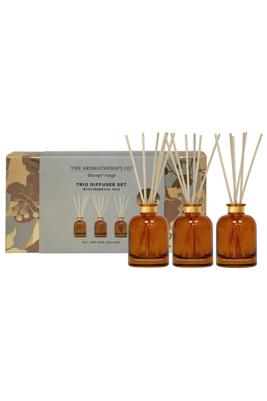 Therapy Diffuser Trio Gift Set
