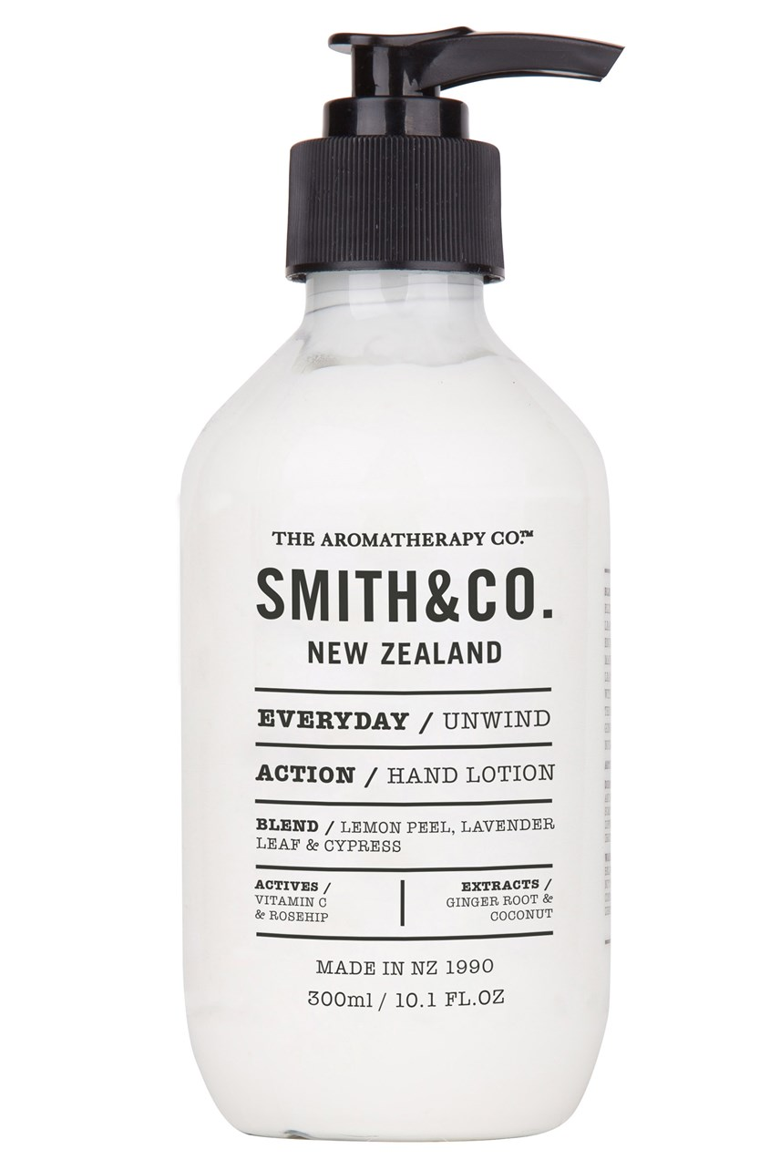 Smith & Co. 'Unwind' Hand Lotion