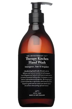 Therapy Kitchen Hand Wash - Lemongrass, lime and bergamot 1