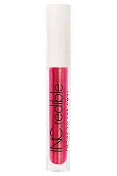 Shook to the Core Intense Metallic Lip Gloss - not your average bird