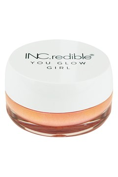You Glow Girl Iridescent Jelly - peach out
