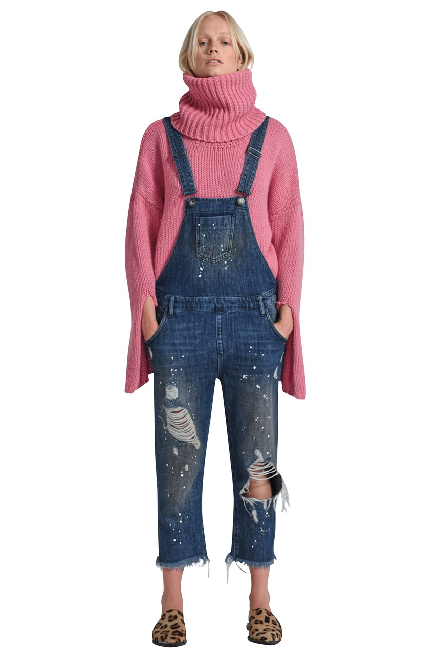 Pop Cult Hooligan Overalls