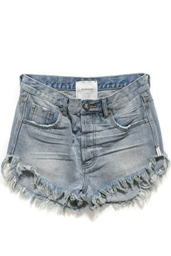 Storm Boy Outlaws Mid Length Denim Short STORM BOY 1