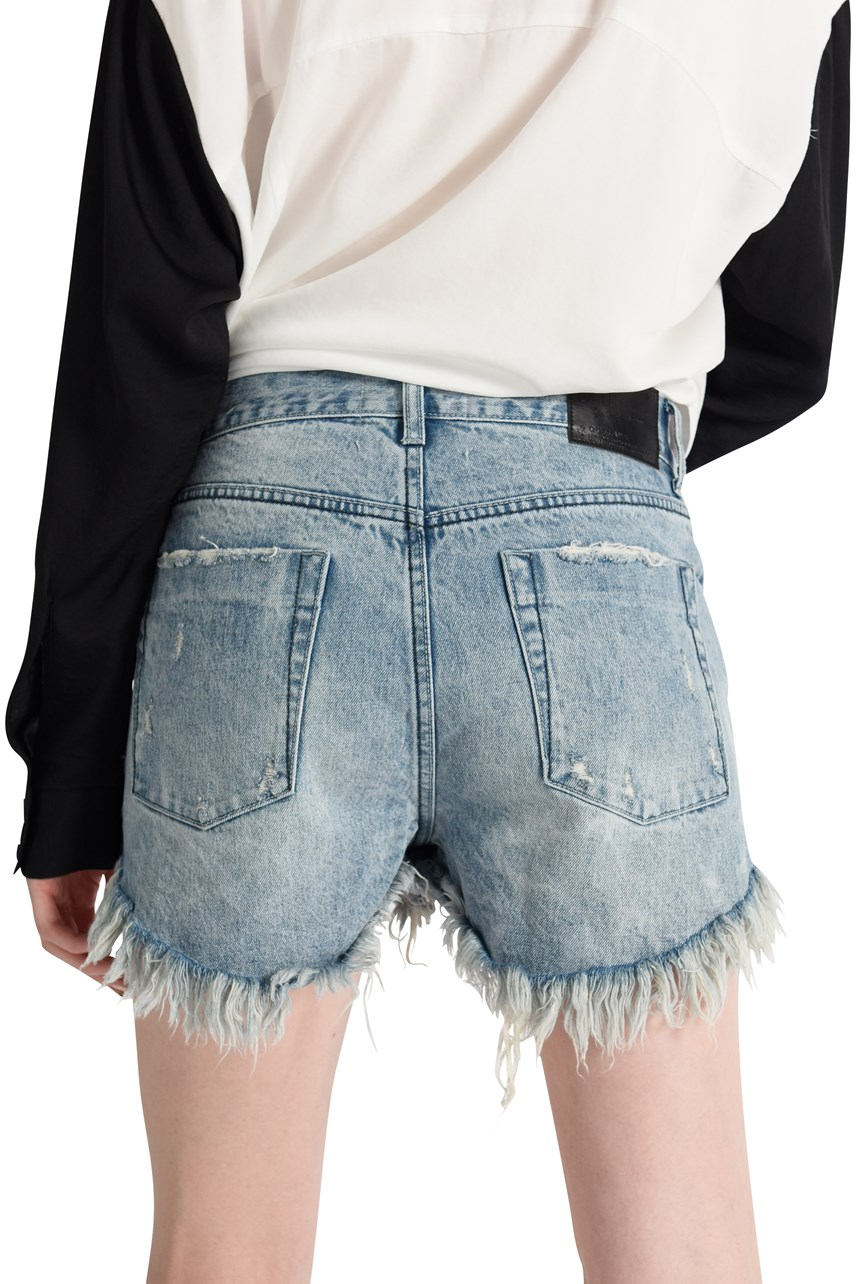 Outlaws Mid Length Short